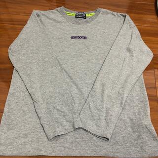 アウトドア(OUTDOOR)の男の子 長袖 ロンT  outdoor 170(Tシャツ/カットソー)