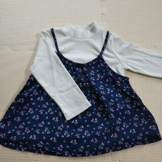 西松屋 - 小花柄 長袖トップス 95 女の子