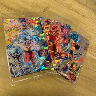 ドラゴンボール - ドラゴンボールヒーローズ NOT FOR SELL 3枚セット