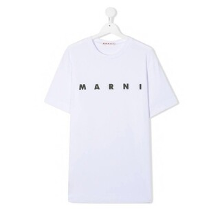 Marni - マルニ ロゴTシャツ 12Y