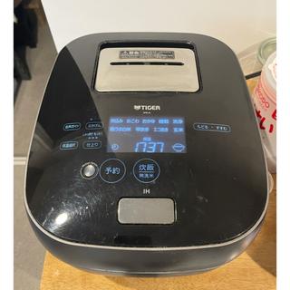 TIGER - タイガー 圧力IH 炊飯器5.5合炊き 土鍋 JPX-A100 高級機種