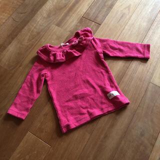 ニットプランナー(KP)の処分価格♡KP♡フリル襟カットソー80(Tシャツ)