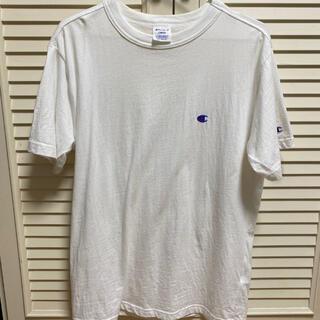 Champion - 【Champion】【チャンピオン】刺繍ロゴTシャツ
