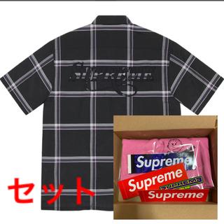 Supreme - Supreme Lightweight Plaid S/S Shirt
