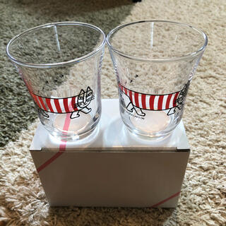 Lisa Larson - リサラーソン グラス 2個セット