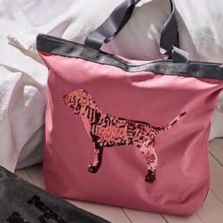 ヴィクトリアズシークレット(Victoria's Secret)の送料込み☆新品ヴィクトリアシークレットバッグ(トートバッグ)