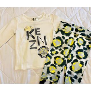 ケンゾー(KENZO)のKenzo ケンゾー 子供服 ベビー服 セットアップ 6ヶ月用(Tシャツ)
