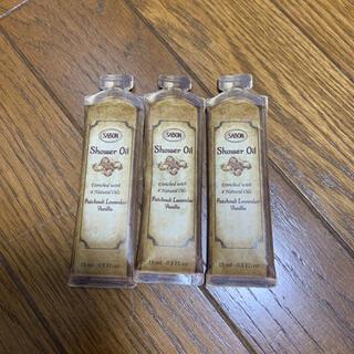 サボン(SABON)のサボンシャワーオイル(ボディソープ/石鹸)