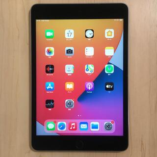 未使用に近い iPad mini4 128GB バッテリー100% Wi-Fi(タブレット)