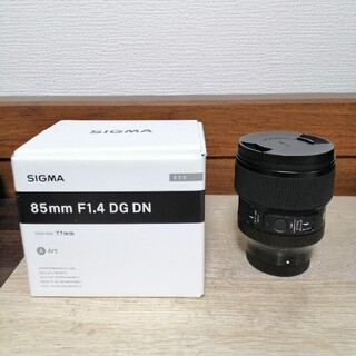 SONY - SIGMA 85mm F1.4 DG DN Art  ソニーEマウント