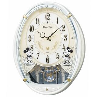 セイコー製ディズニー電波掛け時計