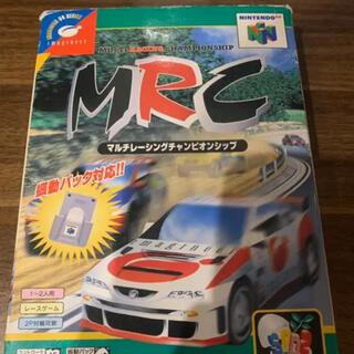 ニンテンドウ64(NINTENDO 64)のmrc(家庭用ゲームソフト)