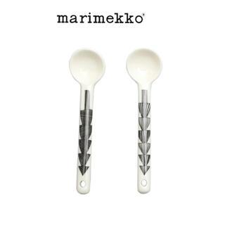 marimekko - ①限定 完売 新品 未使用 マリメッコ クーシコッサ スプーン 2本