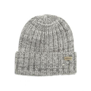 アンパサンド(ampersand)の【新品】Ampersand アンパサンド ニット帽 ライトグレー 50cm(帽子)