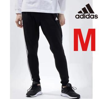 adidas - 【新品未使用!!】アディダス 3ストライプ ジョガーパンツ ブラック M
