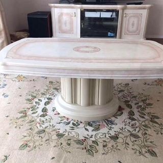 サルタレッリ アマルフィ センターテーブル ダイニングテーブル 姫家具 高級