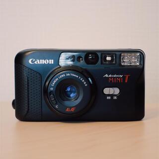 Canon - CANON autoboy MINI T ⑵