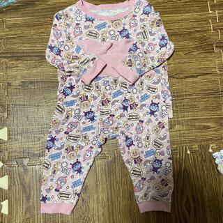 アンパンマン - 女の子80 アンパンマン パジャマ