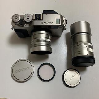 京セラ - Contax G1 45mm 90mm