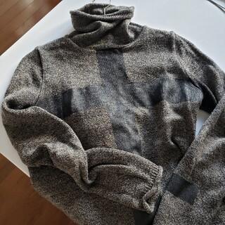 バツ(BA-TSU)のBATSU  バツ クロスデザイン セーター プルオーバー h.naoto(ニット/セーター)