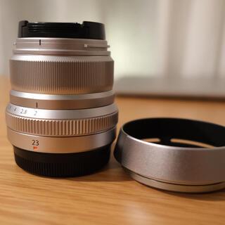 富士フイルム - XF23mm F2.0