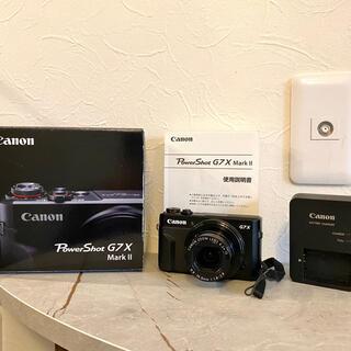 Canon - Canon PowerShot G7 X MARK 2