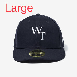 W)taps - WTAPS 21aw NEWERA 59FIFTY LOW PROFILE L