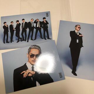 三代目 J Soul Brothers - 今市隆二 ポストカード