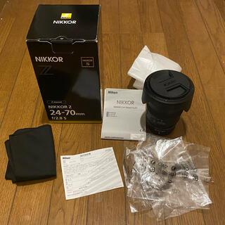 Nikon - NIKKOR Z 24-70mm f/2.8 S