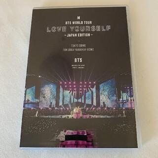 防弾少年団(BTS) - BTS WORLD TOUR LOVE YOURSELF JAPAN EDITI