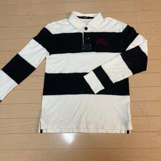 BURBERRY BLACK LABEL - バーバリーブラックレーベル ポロシャツ 2