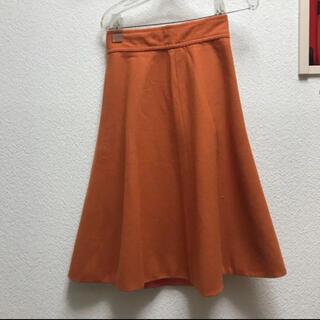 Christian Dior - 膝丈スカート christiandior クリスチャンディオール