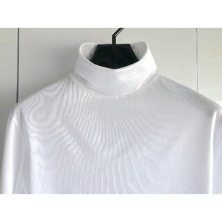 ビームス(BEAMS)の◆ QUATTROCCHI ◆ タートルネック長袖Tシャツ 44 イタリア製(Tシャツ/カットソー(七分/長袖))