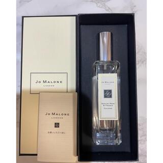 Jo MALONE ENGLISH PEAR&FREASIA 香水