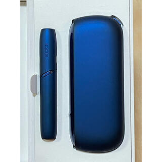 IQOS - iQOS3 本体、未使用充電器、クリーニングセット付き