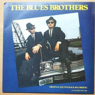 ブルース-ブラザース オリジナルサウンドトラック LPレコード(映画音楽)