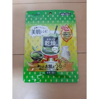 ユノス フェイスパック 緑茶の香り お試し 5枚 301円 ポイント消化