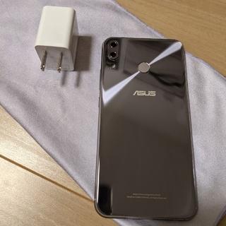 ASUS - ASUS Zenfone5 ZE620KL スペースシルバー SIMフリー