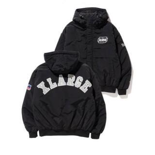 XLARGE nylon puffer jacket