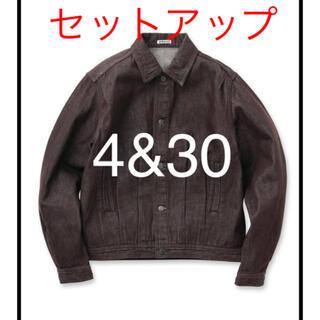 COMOLI - 【最安値・新品タグ付き】AURALEE hard twist denim + a