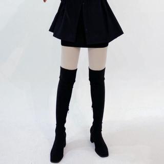 EDIT.FOR LULU - 新品★Cepto ニーハイブーツ Samoyed