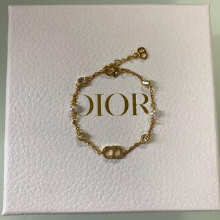 クリスチャンディオール(Christian Dior)のCLAIR D LUNE ブレスレット DIOR(ブレスレット/バングル)