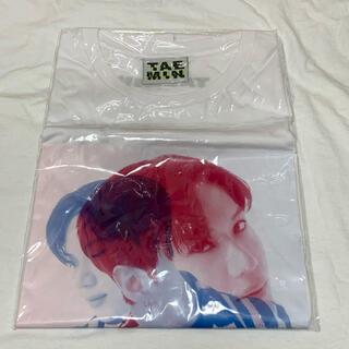 SHINee - Tシャツ SHINee テミン Lサイズ ロフト POPUPSTORE