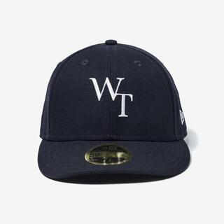 W)taps - WTAPS 59FIFTY CAP NEWERA NAVY XL