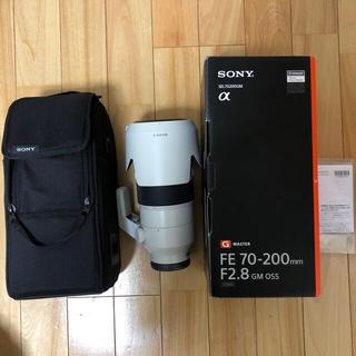 SONY - ソニー FE 70-200mm F2.8 GM OSS (SEL70200GM)