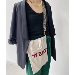 L'Appartement DEUXIEME CLASSE - GOOD GRIEF! Belt with It Bag アパルトモン