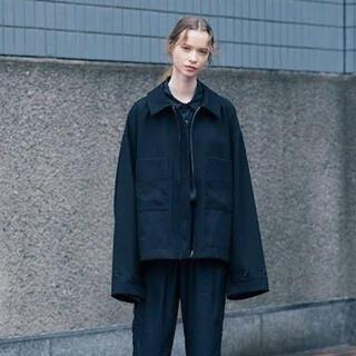 ワンエルディーケーセレクト(1LDK SELECT)の海苔巻き様専用 stein 19aw drizzler jacket(ブルゾン)