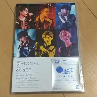 on eST DVD SixTONES 通常