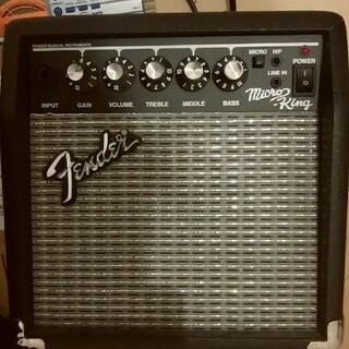 フェンダー アンプ micro king fender(ギターアンプ)