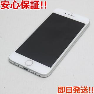 アイフォーン(iPhone)の美品 SIMフリー iPhone7 256GB シルバー (スマートフォン本体)